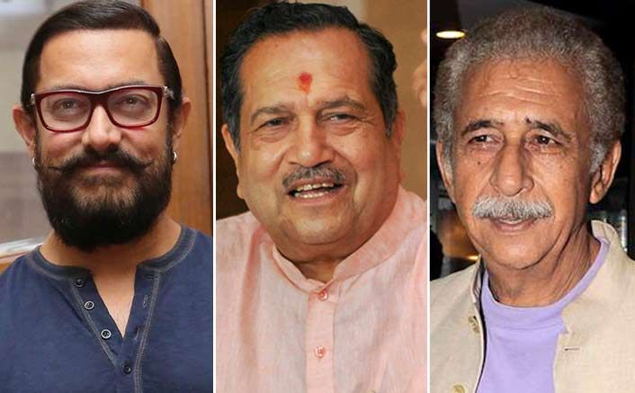 RSS Leader Hits Out At Aamir Khan & Naseeruddin Shah