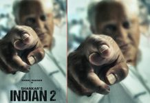 S. Shankar releases first look of 'Indian 2'