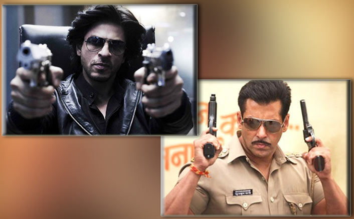 Salman Khan's Chulbul Pandey In Dabangg 3 VS Shah Rukh Khan's Don In Don 3: For Which Return You Are Most Excited For?