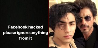 Shah Rukh Khan's Son Aryan Khan Becomes The Victim Of Cybercrime; Facebook Account Gets Hacked