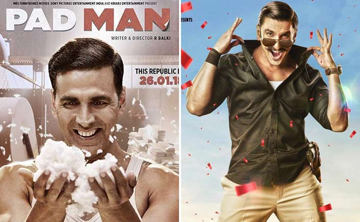 Simmba Box Office: Finally! Ranveer Singh Beats Akshay Kumar To Become The Most Successful Actor Of 2018!