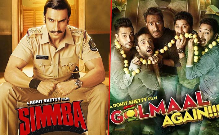 Simmba Box Office (Worldwide): Becomes Rohit Shetty's Second Highest Grosser By Surpassing Golmaal Again!