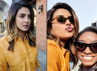 Simone Biles to be first guest on Priyanka Chopra's YouTube show