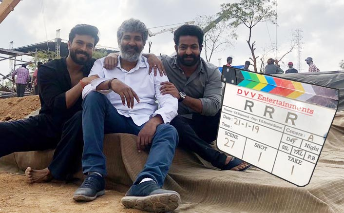 SS Rajamouli's RRR begins its second schedule today!
