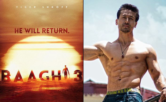 Baaghi 3: Tiger Shroff Turns Action Choreographer!
