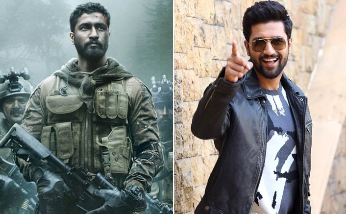 """No Words Can Signify Or Repay The Sacrifices Soldiers Make For Our Country"": Vicky Kaushal"