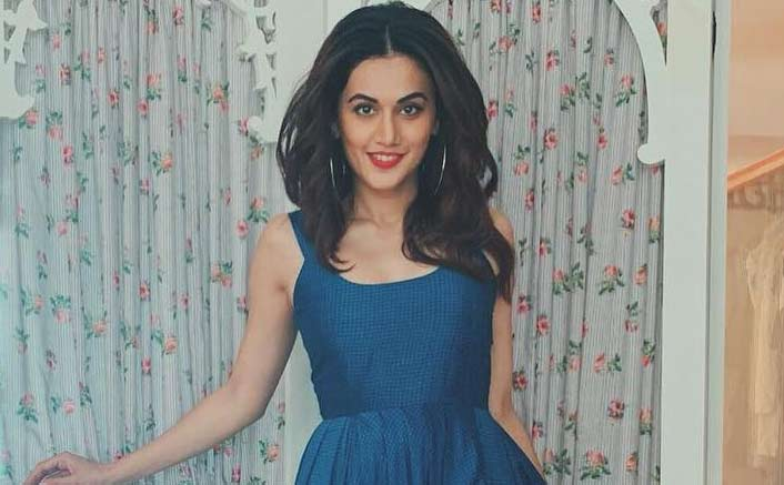 Taapsee Pannu No Nore A Part Of Pati, Patni Aur Woh Remake?