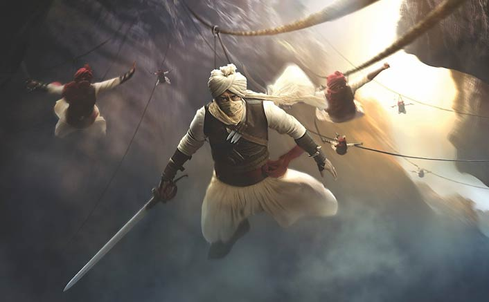 Tanhaji: The Unsung Warrior Box Office Day 4 Early Trends: Enjoys A Super-Strong Monday!