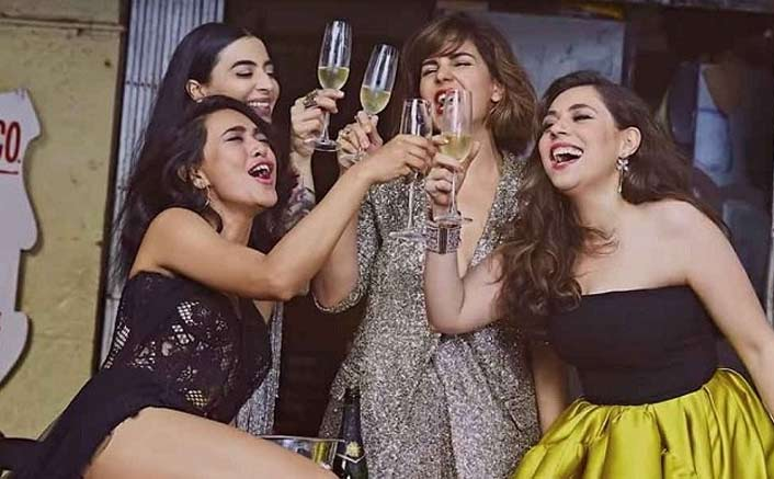 The Four Best Friends Vow to Call the Shots in 2019 with their bold and unapologetic New Year's Resolutions!