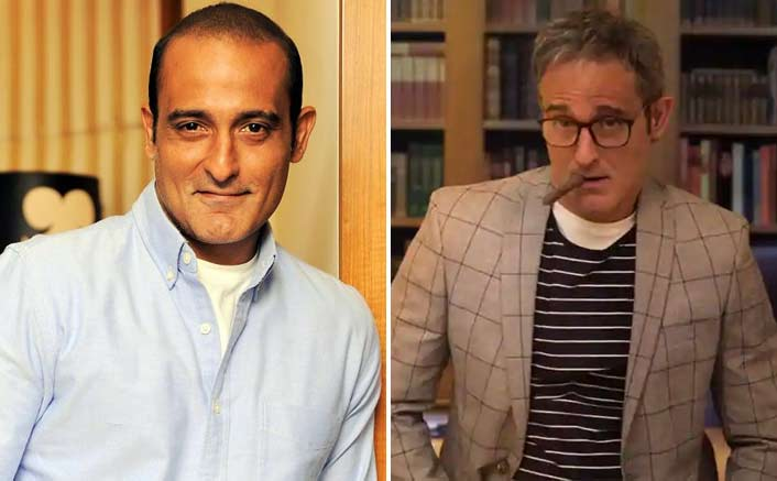 What you call controversy, I call a debate: Actor Akshaye Khanna