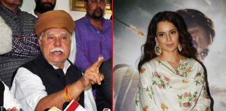 Will not apologize to Shri Rajput Karni Sena, says Kangana Ranaut