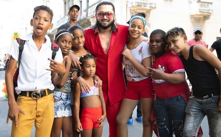 Yo Yo Honey Singh's Makhna crosses 100 million views