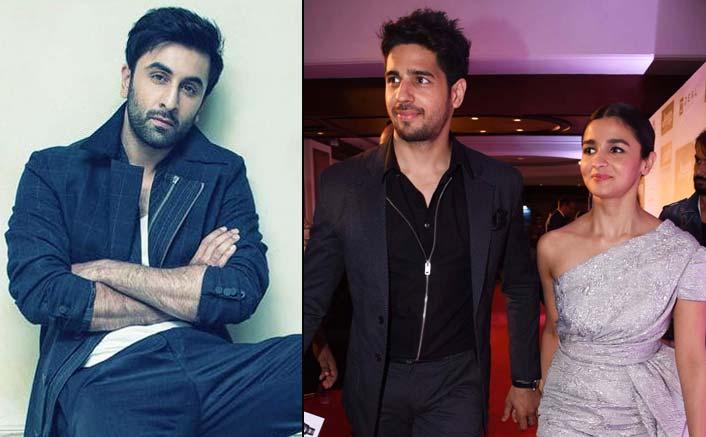 Alia Bhatt Sacrifices A Movie Because Ranbir Kapoor Is Insecure Of Ex Sidharth Malhotra?