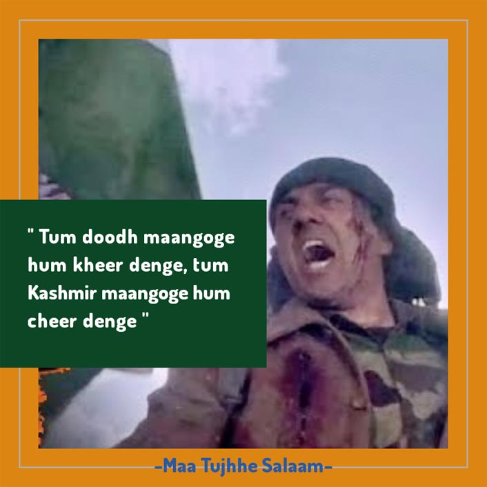 #ThrowbackThursday: This Sunny Deol Dialogue Echoes The Thoughts Of Every Indian Right Now!