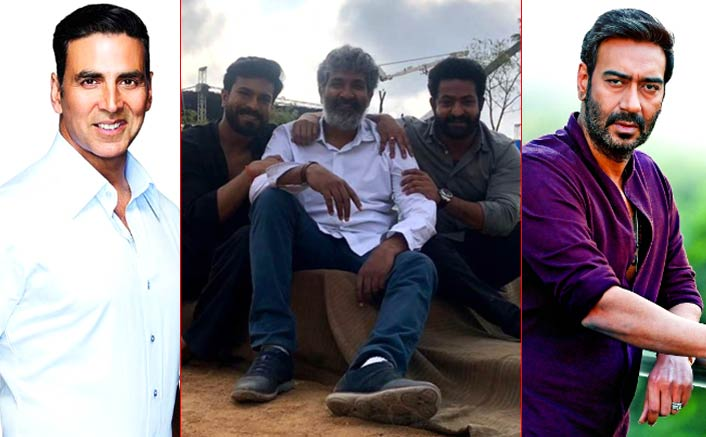 After Ajay Devgn, SS Rajamouli Approaches Akshay Kumar For A Pivotal Role In RRR?