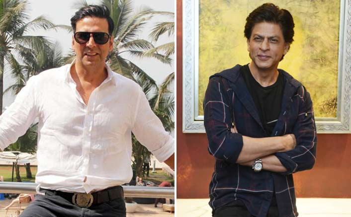 Akshay Kumar & Shah Rukh Khan In A Film Together? Here's What King Khan Thinks Will Happen!