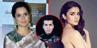Alia Bhatt REACTS On Being Called Karan Johar's Puppet By Kangana Ranaut