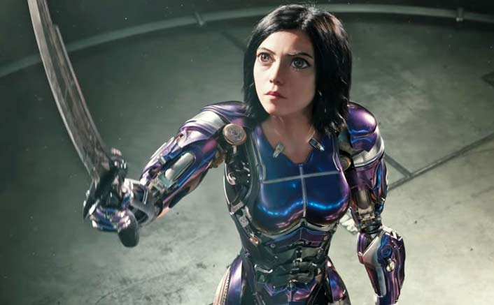 Alita: Battle Angel Box Office Day 2
