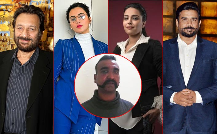 B-Town celebs urge Pakistan to send IAF pilot home