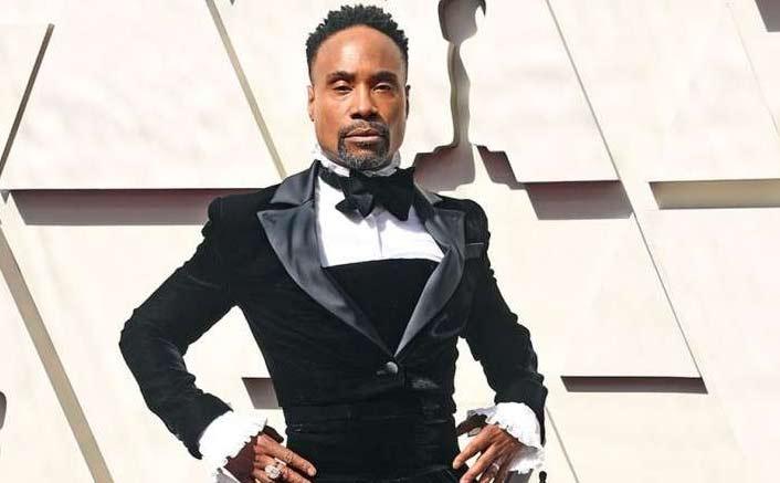 Billy Porter breaks sartorial barrier at Oscars 2019