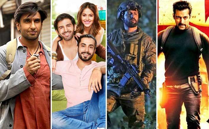 Box Office - Gully Boy goes past Sonu Ke Titu Ki Sweety lifetime on its first anniversary, Uri - The Surgical Strike surpasses Salman Khan's Kick