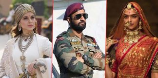 Box Office: January 2018's 338 Crores VS January 2019 - Uri, Manikarnika Topples Padmaavat!