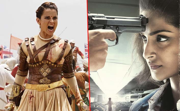 Box Office - Manikarnika - The Queen of Jhansi surpasses Neerja lifetime