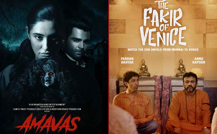 Box Office predictions - Amavas and The Fakir of Venice