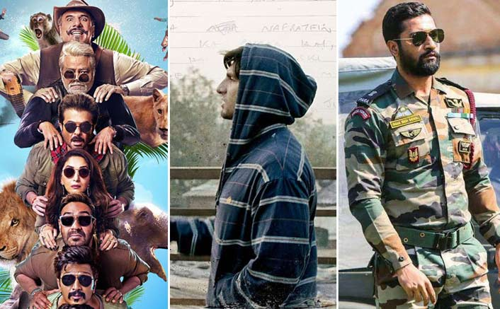 Box Office - Total Dhamaal, Gully Boy, Uri - The Surgical Strike - Wednesday updates