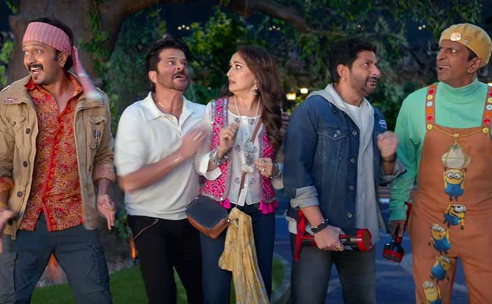 Box Office - Total Dhamaal takes biggest start ever for a comedy film on a non-holiday, scores many records for its stars