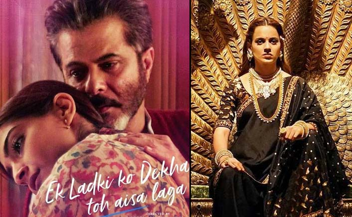 Box Office - Ek Ladki Ko Dekha Toh Aisa Laga is a flop, Manikarnika - The Queen of Jhansi does well