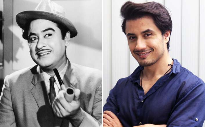 Cannot match up to Kishore Kumar: Ali Zafar