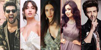 deepika-padukone-kartik-aaryan-vicky-kaushal-nora-fatehi-bollywood-react-on-koimoi-audience-poll-2018