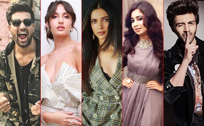 Deepika Padukone, Kartik Aaryan, Vicky Kaushal, Nora Fatehi - Bollywood REACT On Koimoi Audience Poll 2018