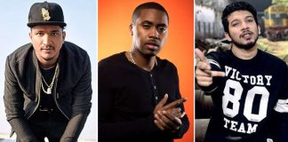 Gully Boy: Divine & Naezy Collaborate With US Rapper Nas For End Credit Song!