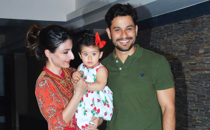 Don't like my daughter being clicked: Soha