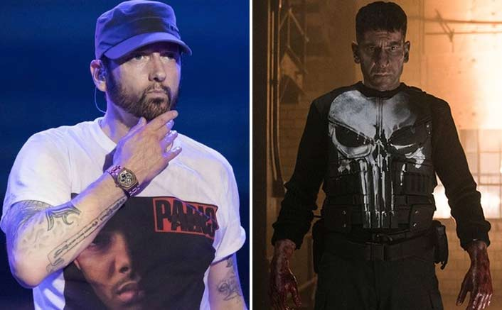 Eminem slams Netflix over cancellation of 'The Punisher'