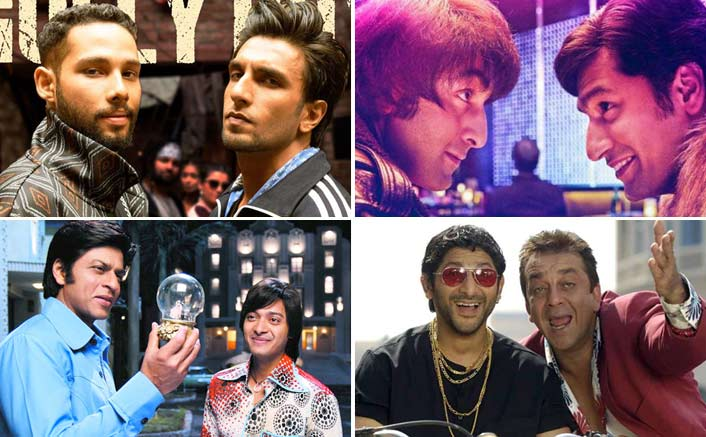 From Munna-Circuit To MC Sher-Muraad aka Gully Boy; Vote For The Best Duo That Defined Bromance