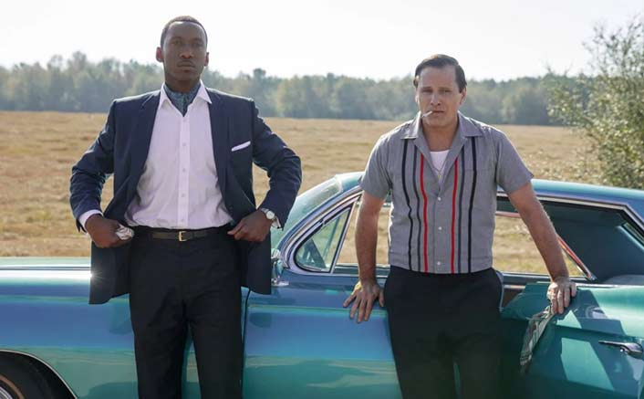 'Green Book' wins Oscar for Best Picture