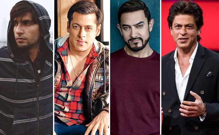 Gully Boy Box Office: Ranveer Singh VS Shah Rukh Khan, Salman Khan & Aamir Khan's Last 3 Opening Day Collections