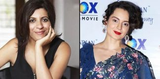 Gully Boy Director Zoya Akhtar Reacts On Kangana Ranaut's Remarks On Bollywood