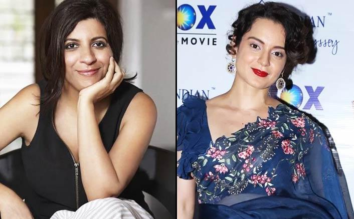 Gully Boy Director Zoya Akhtar Reacts On Kangana Ranaut's Remarks On Bollywood