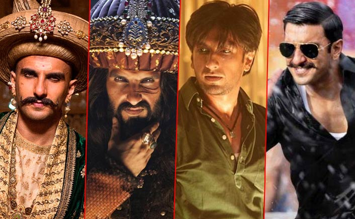 Gully Boy Extended Weekend Vs Top Five 4-Day Earners Of Ranveer Singh