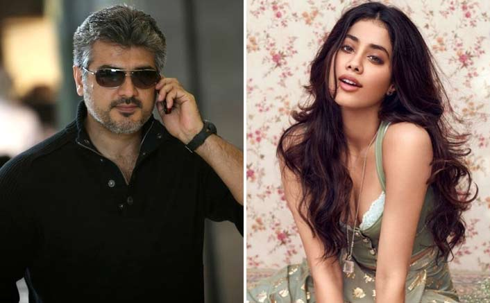 Janvhi Kapoor To Make A Kollywood Debut With Ajith?