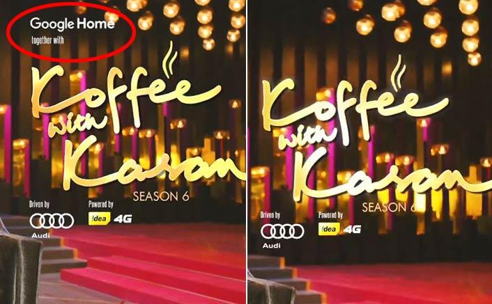 Koffee With Karan Tumoil: Has Google Home Called Off The Sponsorship Because Of Hardik Pandya Saga?