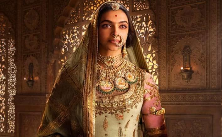 Deepika Padukone as Padmavati (Padmaavat)