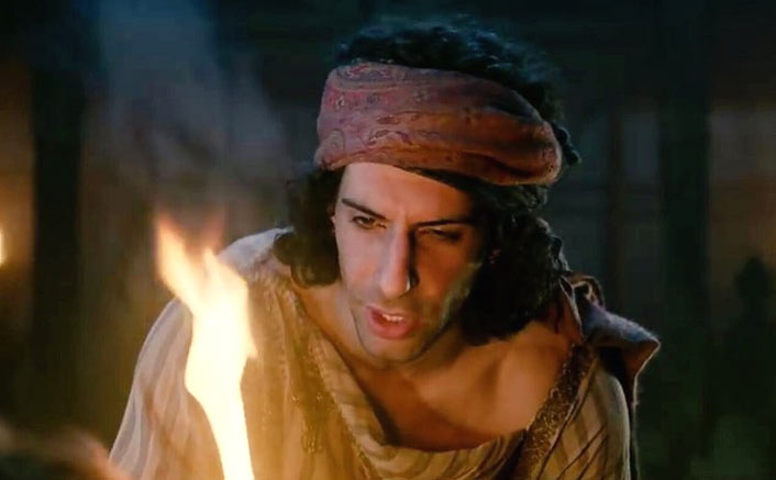 Jim Sarbh as Malik Kafur (Padmaavat)