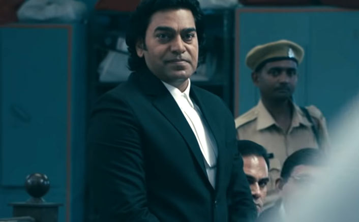 Ashutosh Rana as Santosh Anand (Mulk)