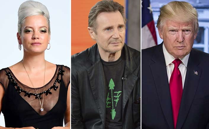 Lily Allen Takes A Dig At Donald Trump & Liam Neeson, Dedicates The Song 'F*ck You'