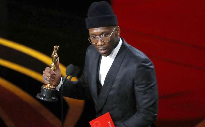 Mahershala Ali wins Oscar for 'Green Book'